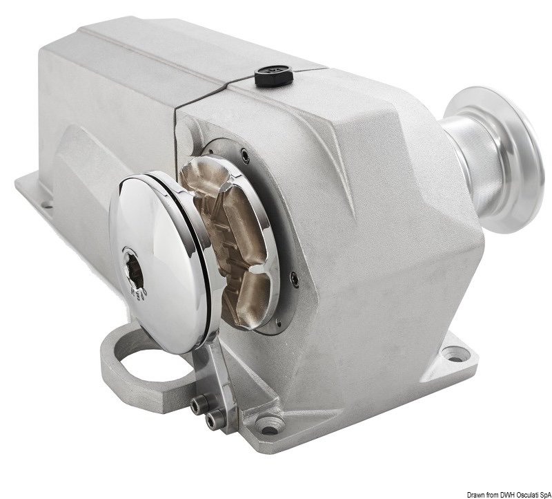 sidreno vitlo Italwinch Devon 1000W 12V 8mm