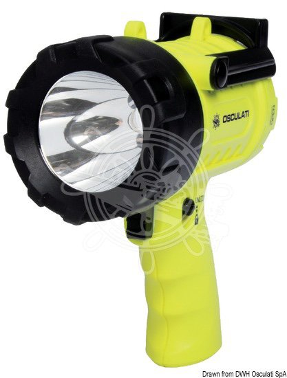 baterijska lampa LED vodonepropusna Extreme plus