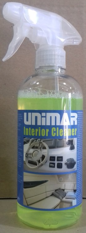 Unimar Interior Cleaner 500 ml