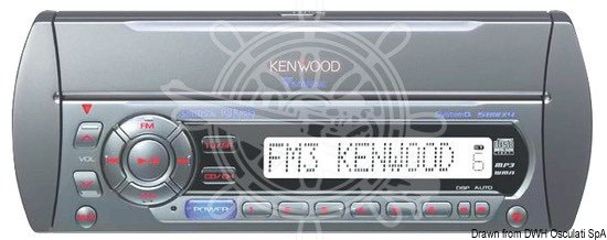 CD Kenwood KTS MP400MR