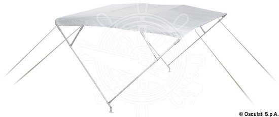 tenda Bimini Depth 165/175 cm bijela
