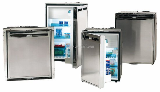 hladnjak Waeco Coolmatic CR65 CHROME 64l inox vrata