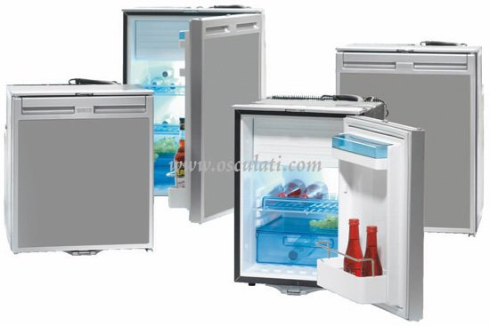 hladnjak Waeco Coolmatic CR110 CHROME 136l inox vrata