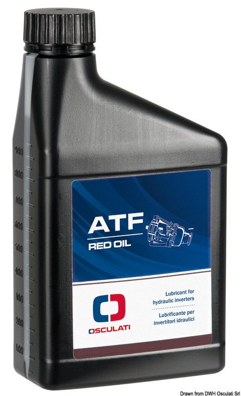 ATF red oil