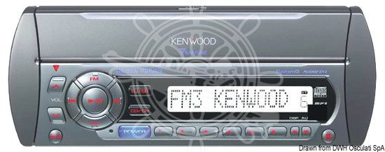 CD Kenwood KTS 300MR
